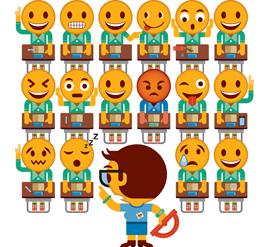 Happiness in School