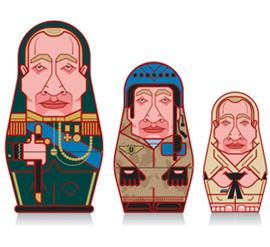 The true face of Putin